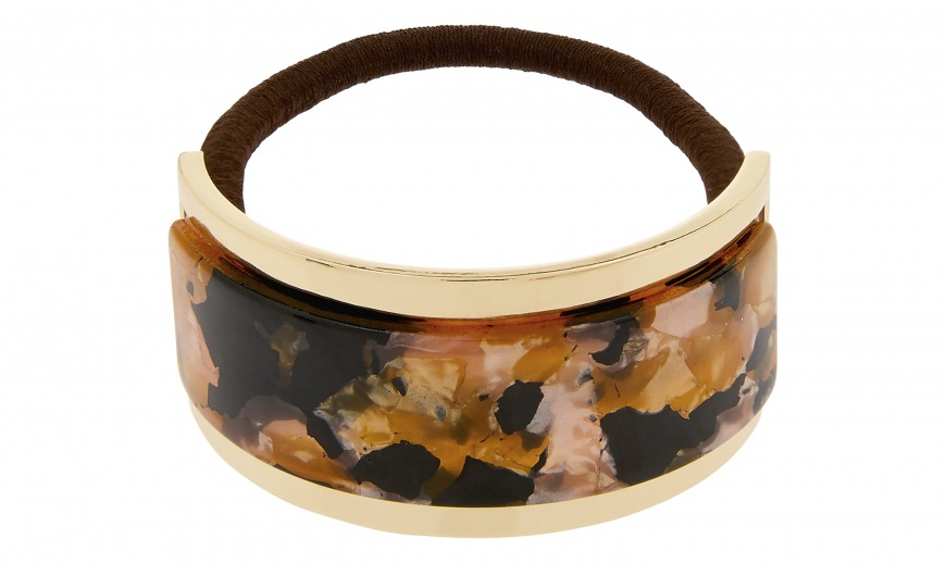 Accessorize Resin Cuff Hair Pony, £4.50