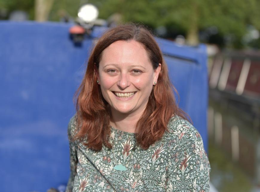 Freelance journalist Jenny Stallard