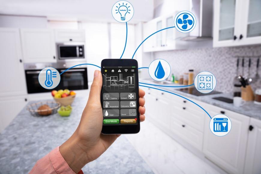 Samsung's Family Hub Multi-Door Fridge Freezer