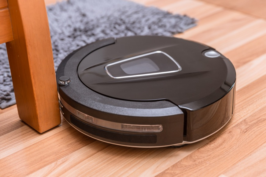 vacuum cleaner for a Roomba