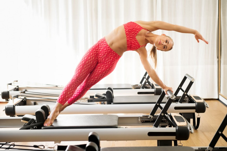 6 Reasons to Give Reformer Pilates a Try