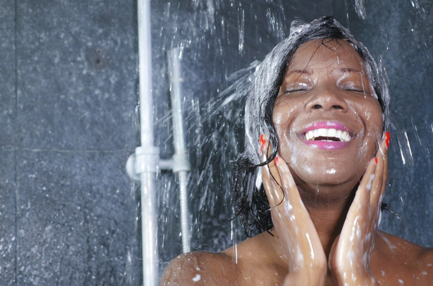 Why do we wash our hair?