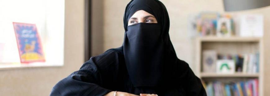 Maitha Al Khayat at EAFOL 2018