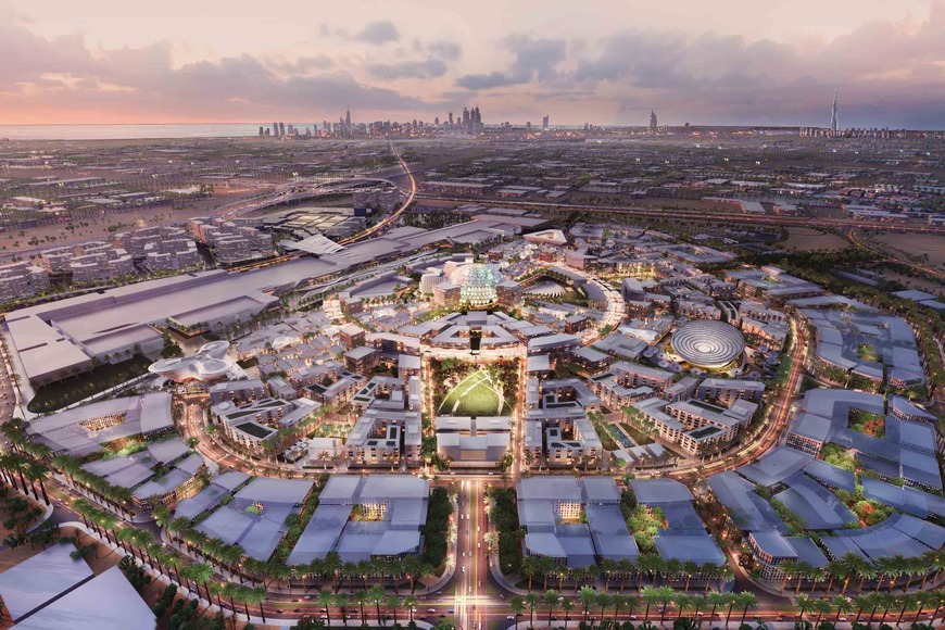 Expo 2020 Dubai tickets
