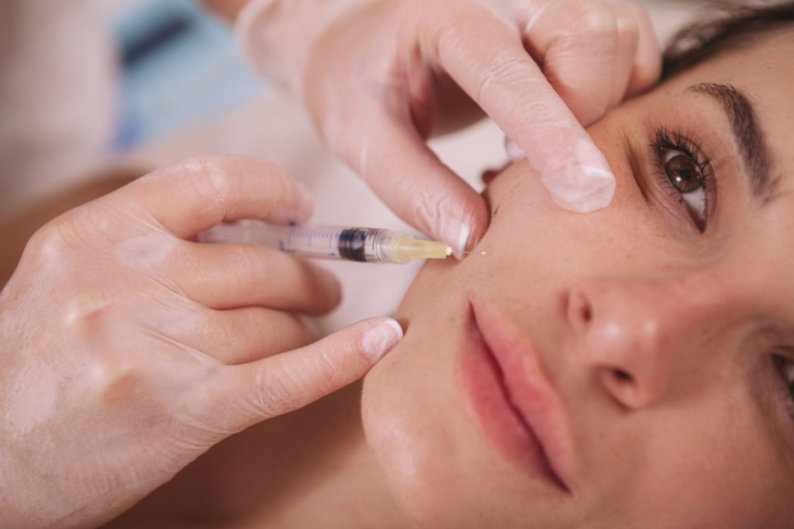 Offers on facial fillers and botox in Dubai