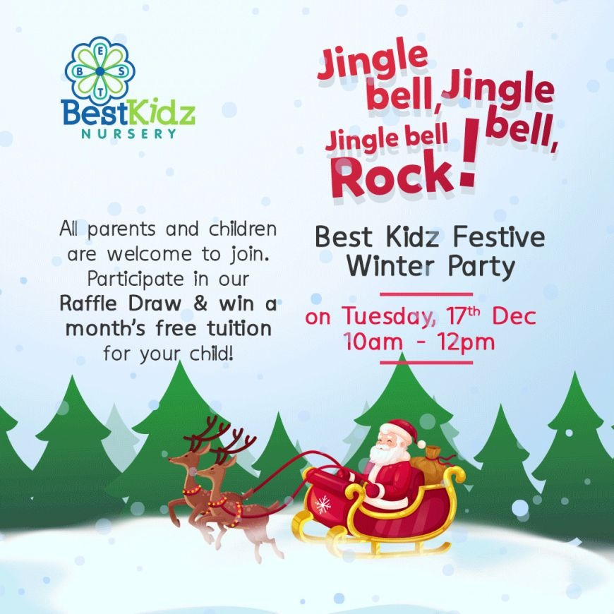 Kids Are Going to Love This Event at Best Kidz Nursery