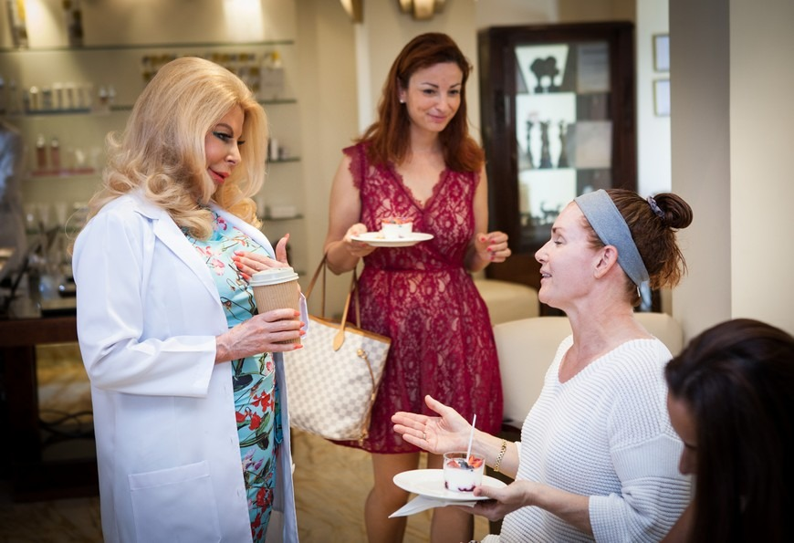 BeGorgeous Coffee Mornings at Aesthetica Clinic