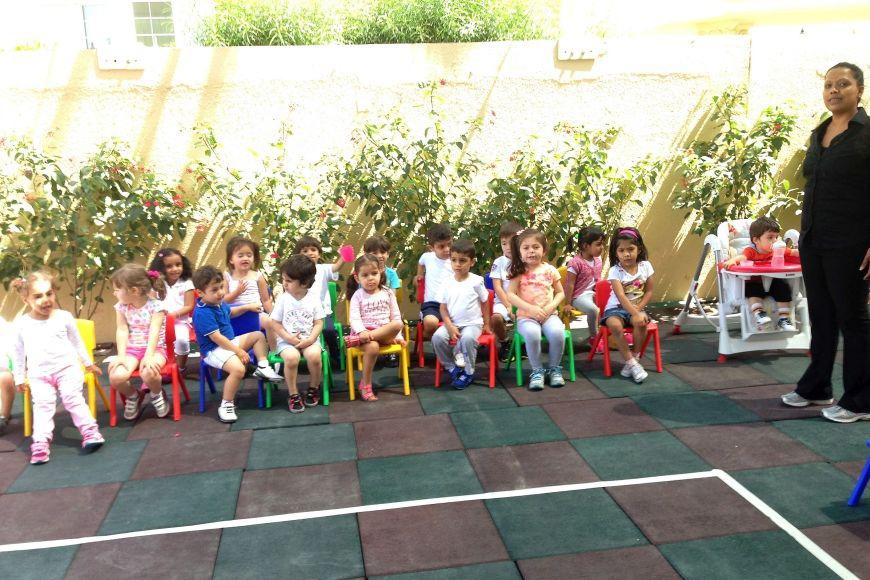 Nurseries in Dubai | Play and Learn Nursery