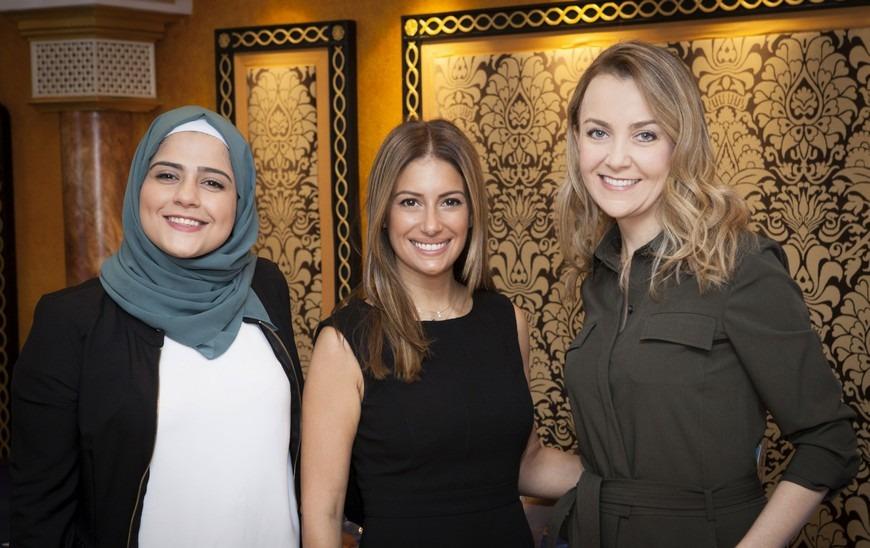 ExpatWoman's Burj Al Arab Breakfast 2018