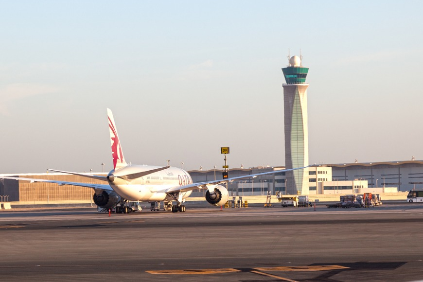 Passengers flying to/from Oman will recognise Oman's airport, Muscat International Airport