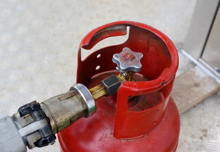 If you want to get a gas bottle for cooking in your home here's what you need to do.