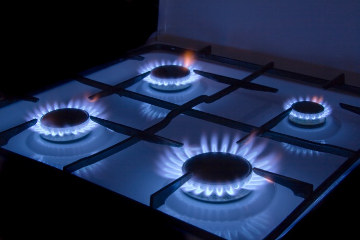 Dubai homes are mixed between gas and electric stove, so check to see if in fact you require a gas stove or not.
