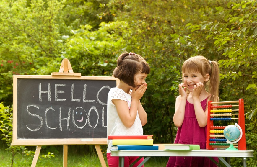 Going back to school can be tough for children. Here's how to prepare