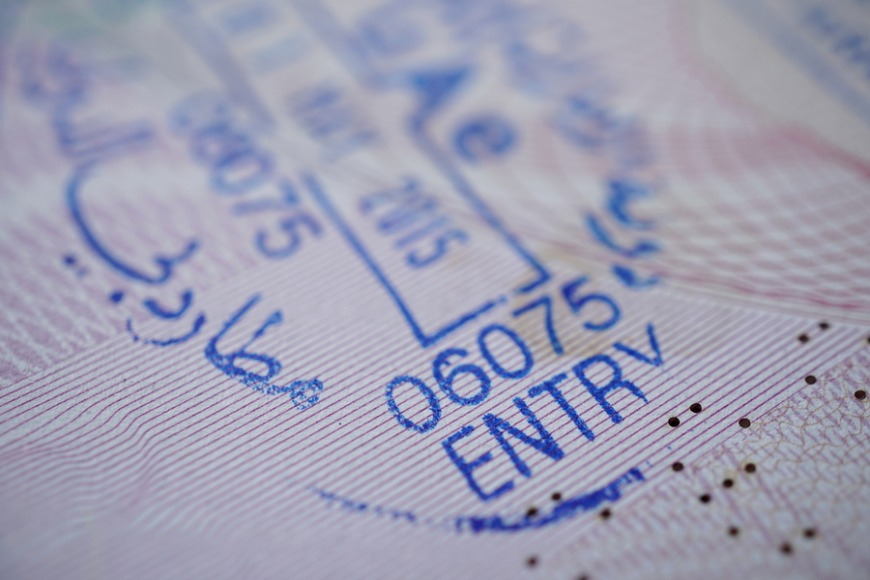 To get your PO Box, you must provide a passport copy with the residency stamp. The passport must be valid for at least 6 months