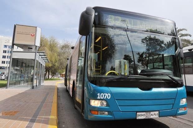 Bus Service In Abu Dhabi ExpatWomancom