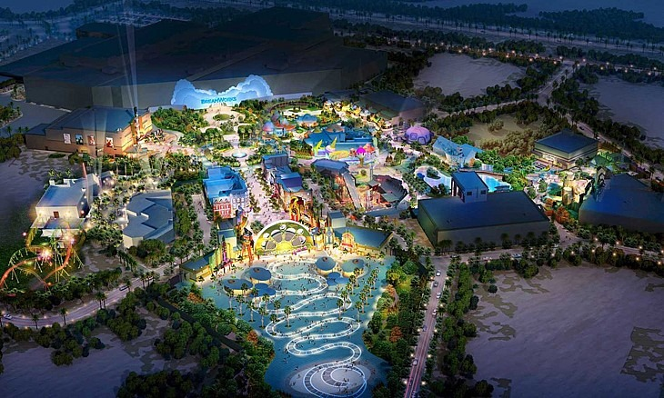 8. Head to the brand new Dubai Parks & Resorts