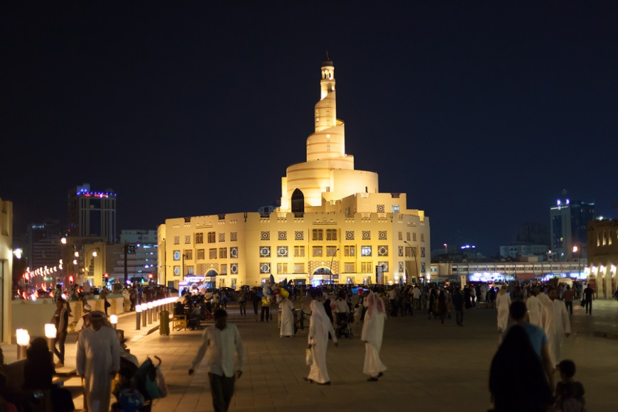 The Holy Month of Ramadan imposes special restrictions on eating and drinking in public