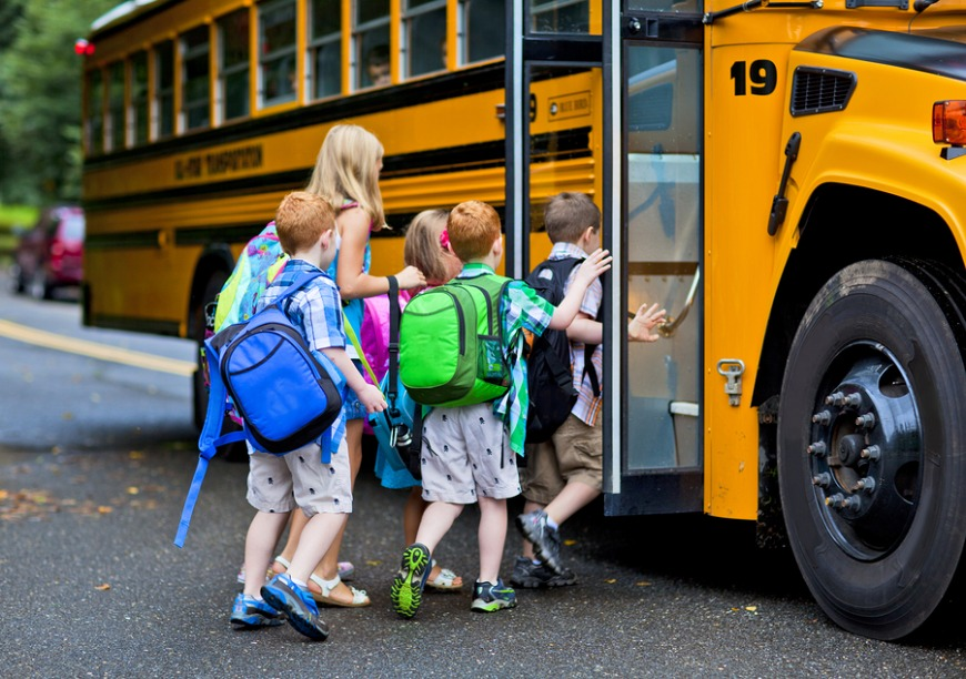 Educational standards are high and schools tend to have long waiting lists
