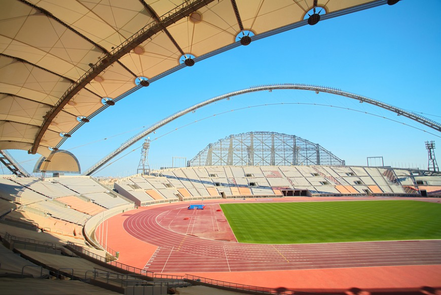 Qatar will be the first Middle Eastern country to host the FIFA World Cup.