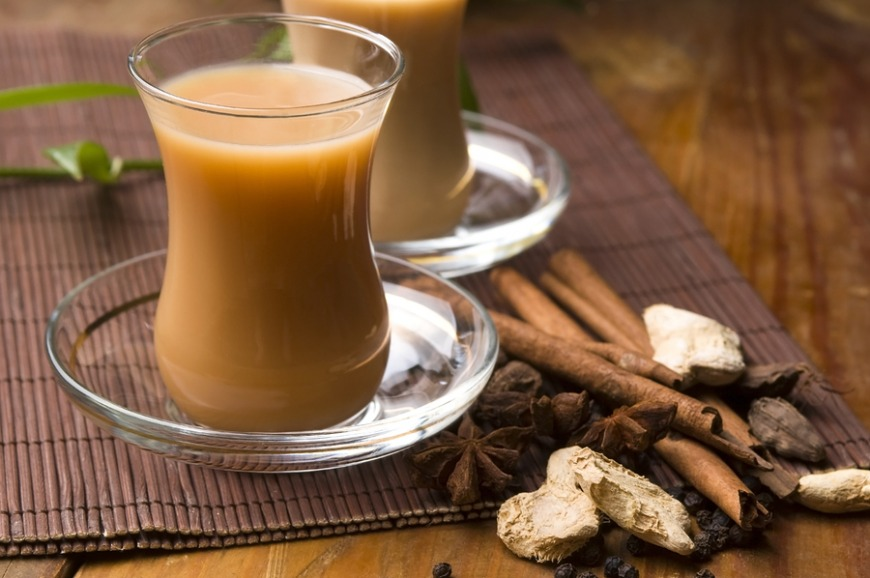 Karak tea is a favourite drink of both Qataris and expats alike.