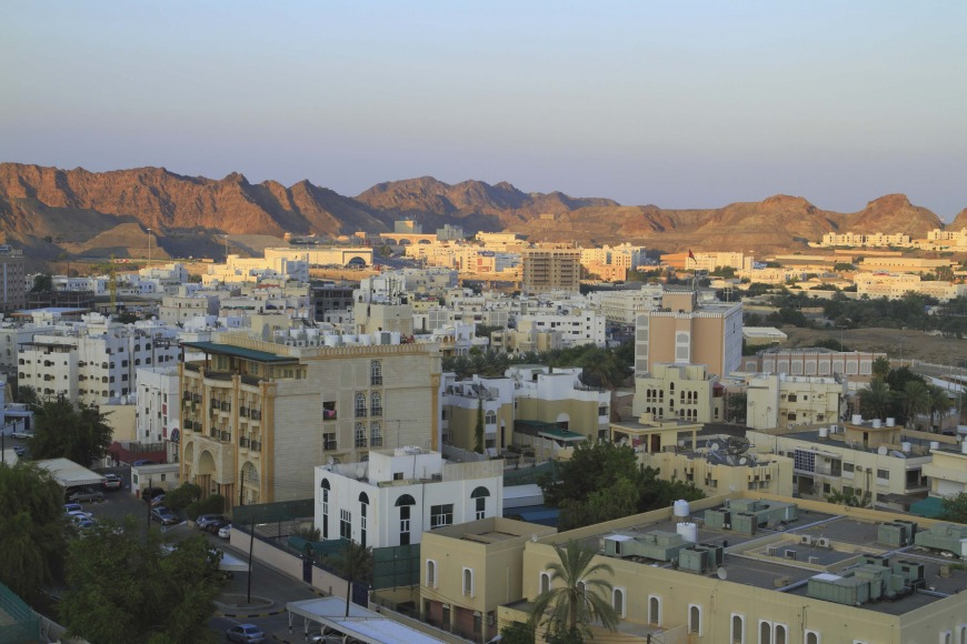 Oman is very safe with a low crime rate.