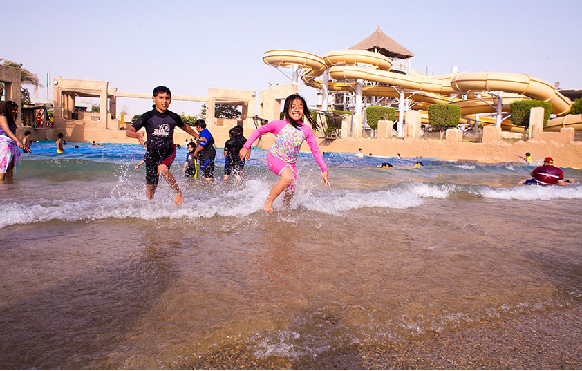 Lost Paradise of Dilmun Beach | Photo: lpodwaterpark.com