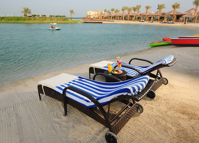 Al Bander Hotel & Resort Beach | Photo: albander.com
