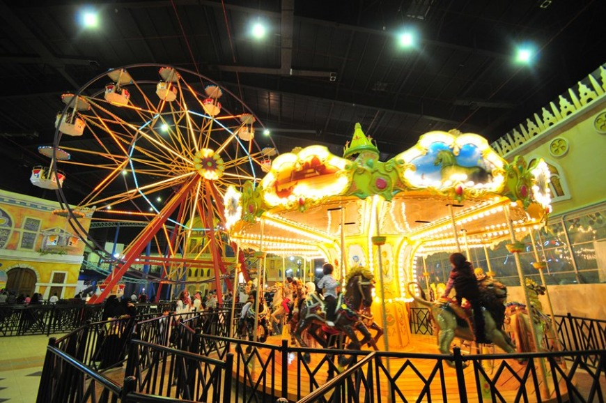 Gondolania Indoor Theme Park | Photo: gondolania.com
