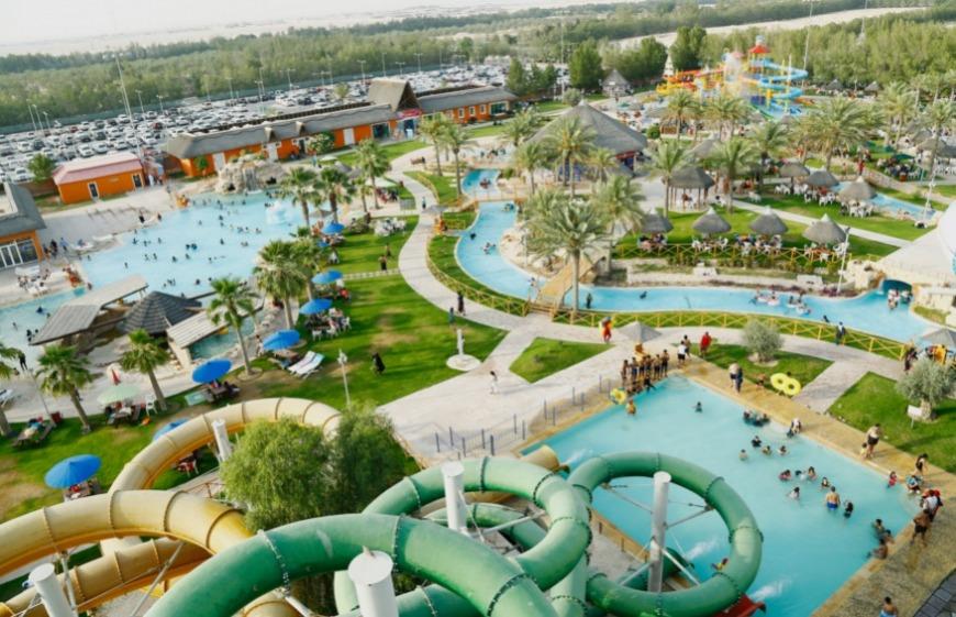 Aqua Park Qatar | Photo: aquaparkqatar.com