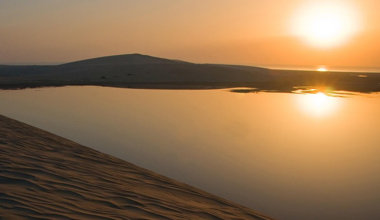 Khor Al Adaid (Inland Sea) | Photo: visitqatar.qa