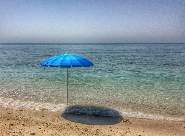 Kuwait summers are scorching hot!
