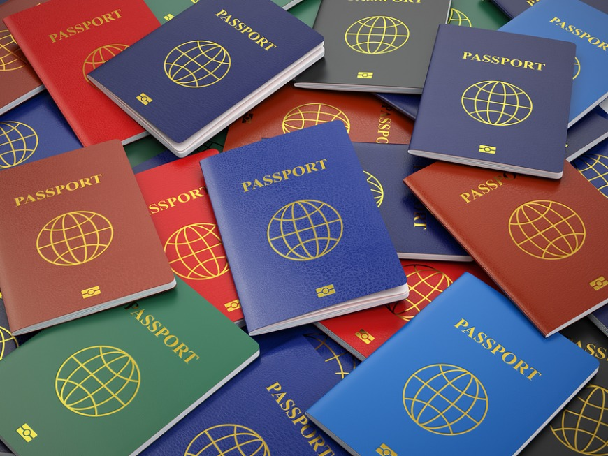 Certain nationalities can apply for the visit visa online.