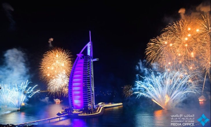 Burj Al Arab   Photo: Dubai Media Office
