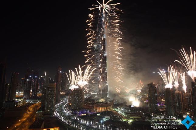 Burj Khalifa   Photo: Dubai Media Office