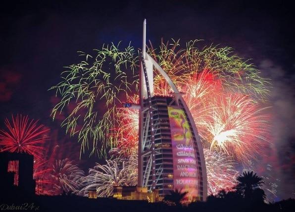 Burj Al Arab   Photo: IG @dubai24