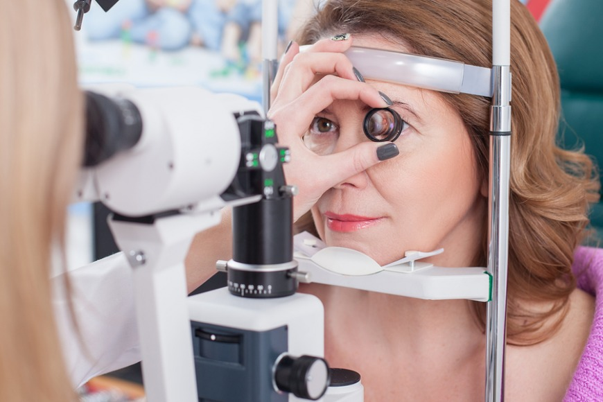 When our eyes are examined by an expert, the optic disk is visible and is found in the retina