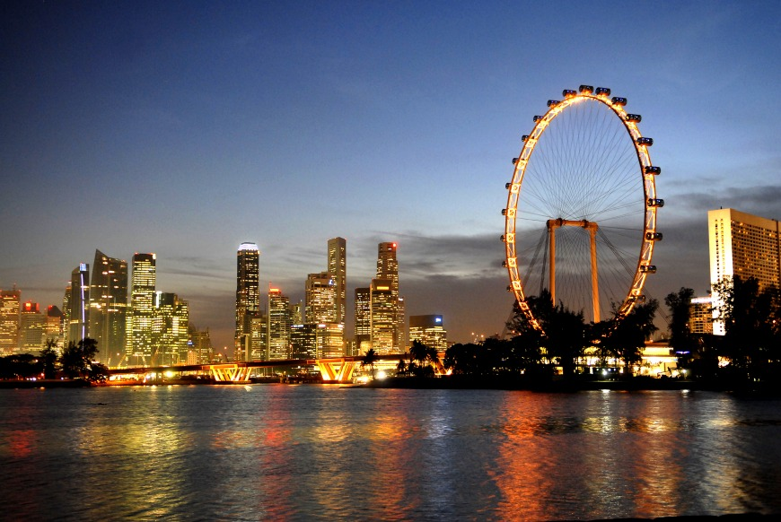 Singapore Flyer | Photo: yoursingapore.com
