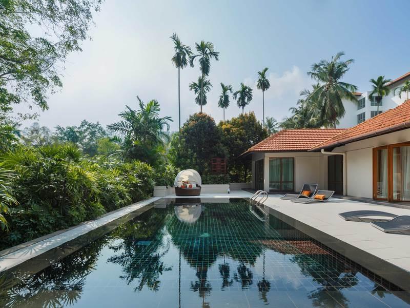 Villa du Jardin