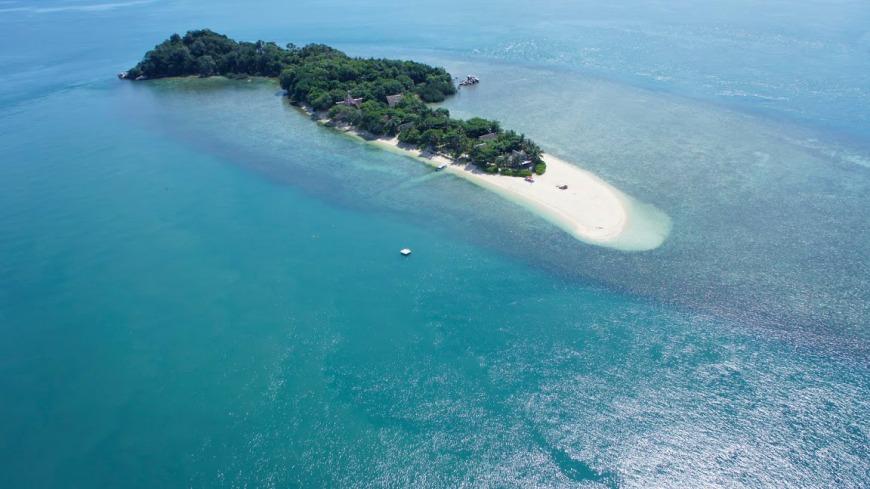 Pulau Pangkil | Photo: pangkil.com