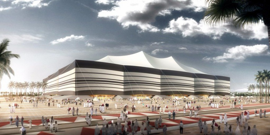 Al Bayt Stadium – Al Khor City