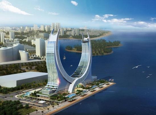 Katara Towers