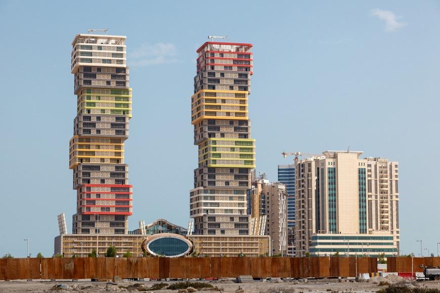Marina Twin Towers