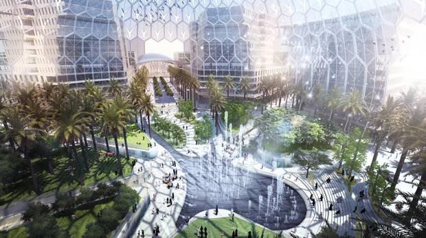 Al Wasl Plaza | Image: Gulf News