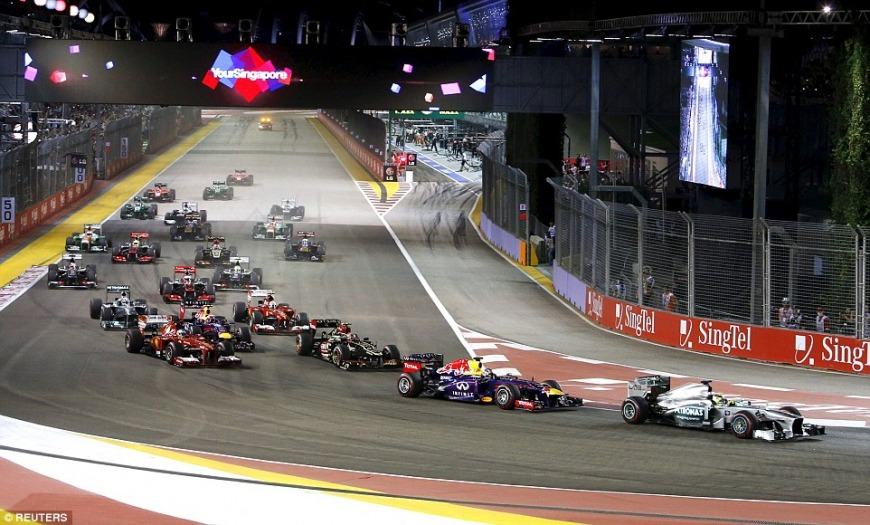 Now: Grand Prix | Photo: Reuters