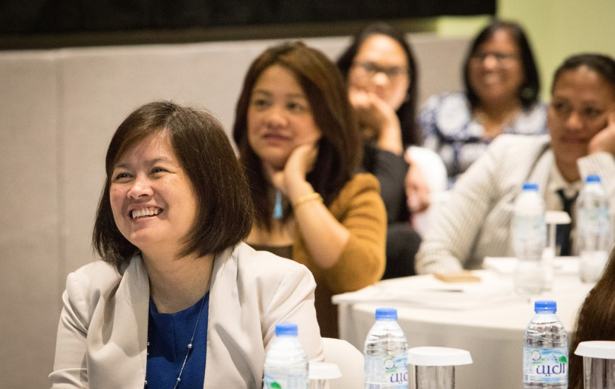 ExpatWoman HR Breakfast | May 2017