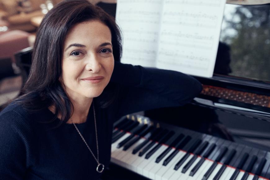 2. Sheryl Sandberg: No straight path