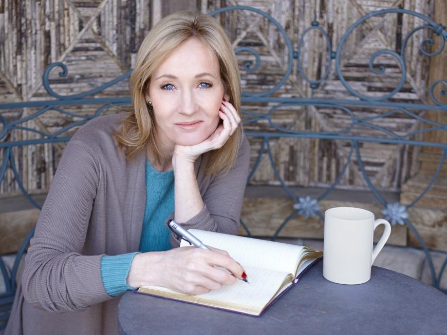 6. J.K. Rowling: Embrace failure