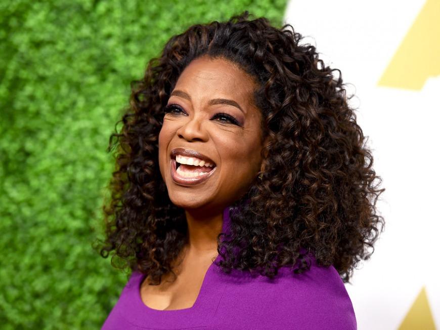 11. Oprah Winfrey: Know yourself