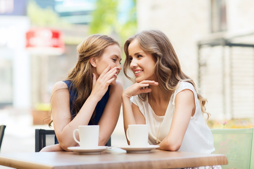 4. Connect socially