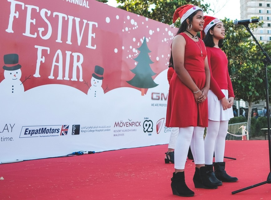 ExpatWoman's Festive Fair 2019